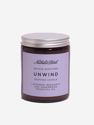 Nathalie Bond Candles 180ml Soy Candle - Unwind