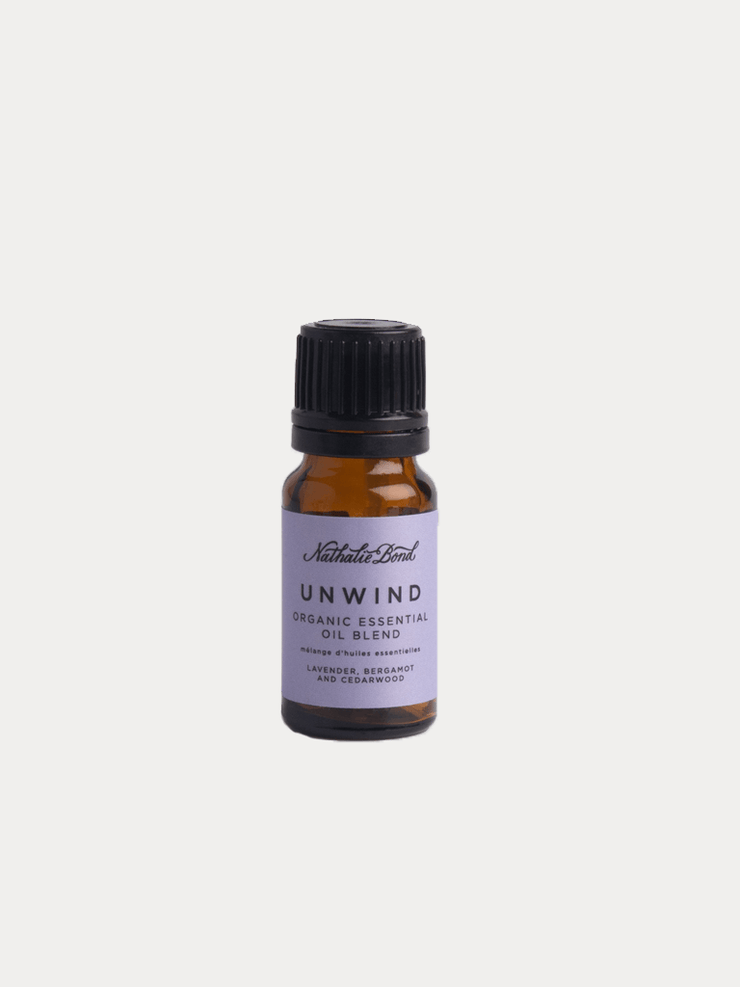 Nathalie Bond Essential Oils 10ml Essential Oil Blend - Unwind