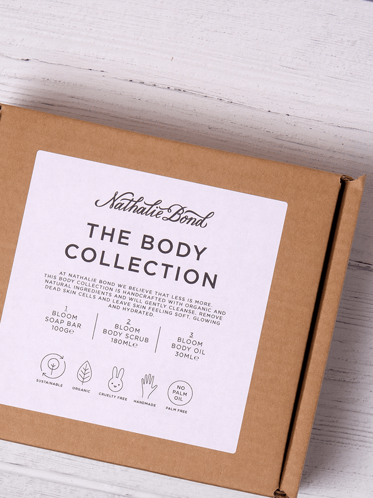 The Body Collection - Nathalie Bond - £29.50