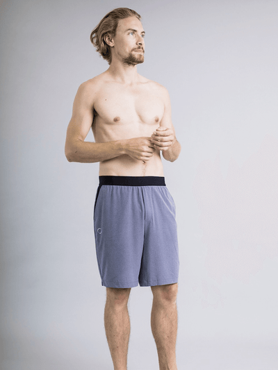 Eco Warrior I Yoga Shorts for Men - OHMME - £43.00
