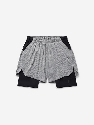 Traverse Yoga Shorts - OHMME - £45.00