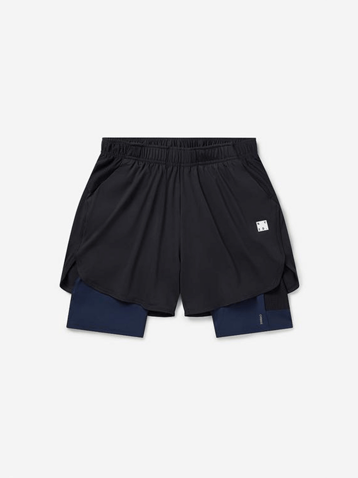 Traverse Yoga Shorts - New York Edition - OHMME - £60.00