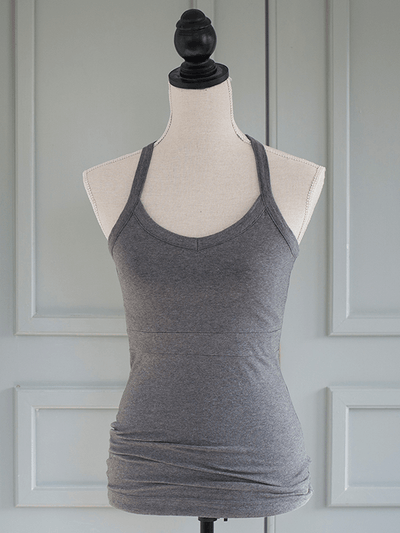 Mountain Organic Yoga Tank Top - Pawpaw Yoga Wear - £42.00