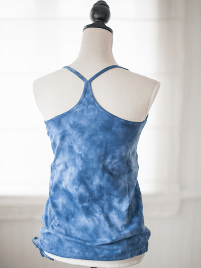 Tree Top Organic Yoga Tank Top - Pawpaw Yoga Wear - £32.00