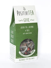 Positivitea Tea Lower Chakra Herbal Tea Gift Set