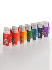 Positivitea Tea Seven Chakra Herbal Tea Gift Set