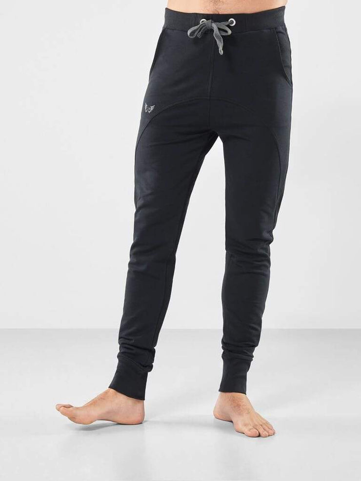 Yoga pants Arjuna - Urban Black - Renegade Guru - £84.95