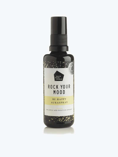 Rock Your World Atmosphere Mists Be Happy Aura Spray - Rock Your Mood