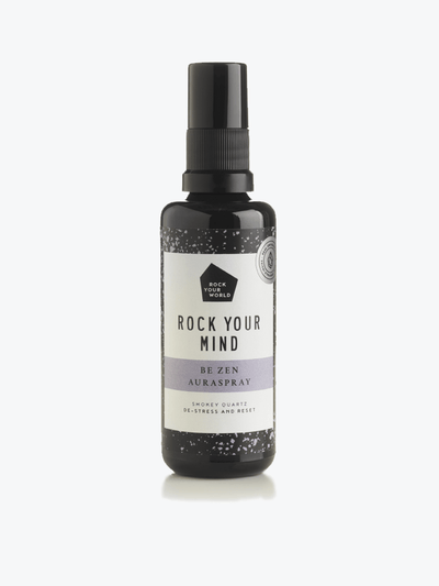 Rock Your World Essential Oils Be Zen Aura Spray - Rock Your Mind