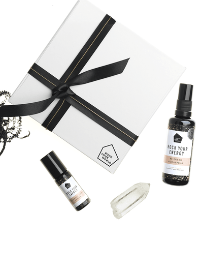 Rock Your World Gift Boxes Get Power Kit - Rock Your Energy