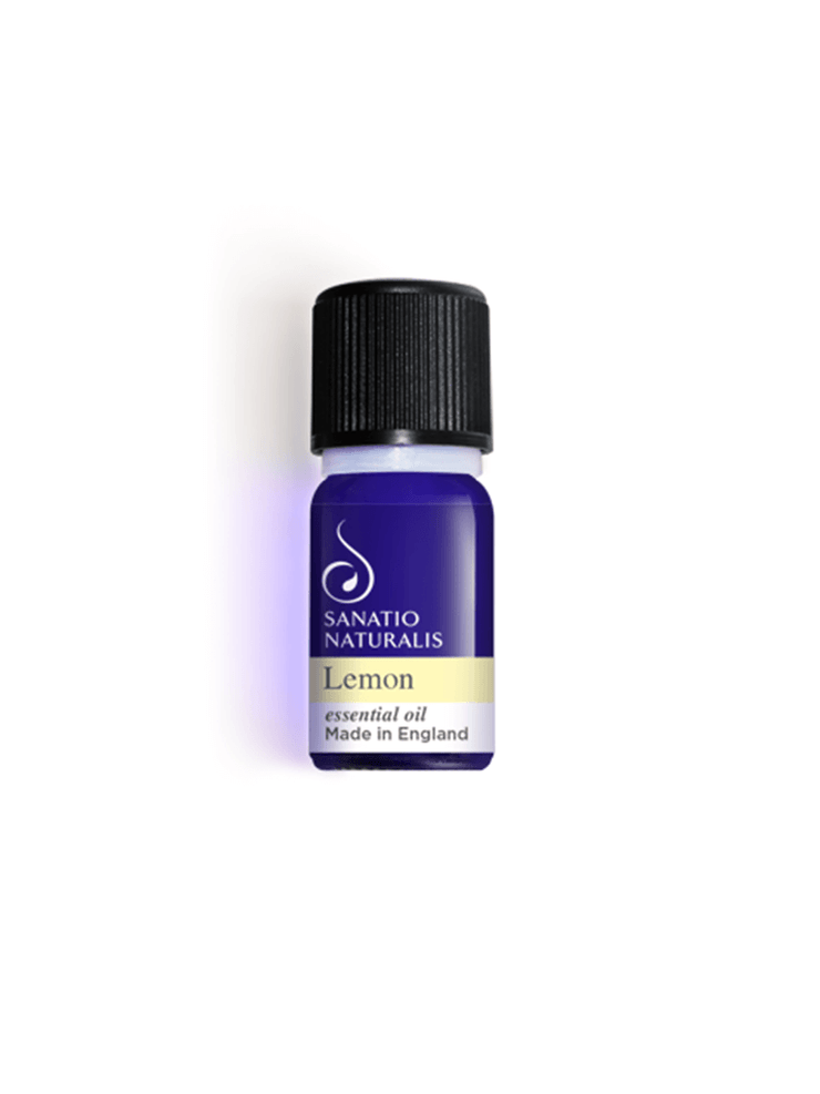 Sanatio Naturalis Essential Oils 10ml Lemon Essential Oil