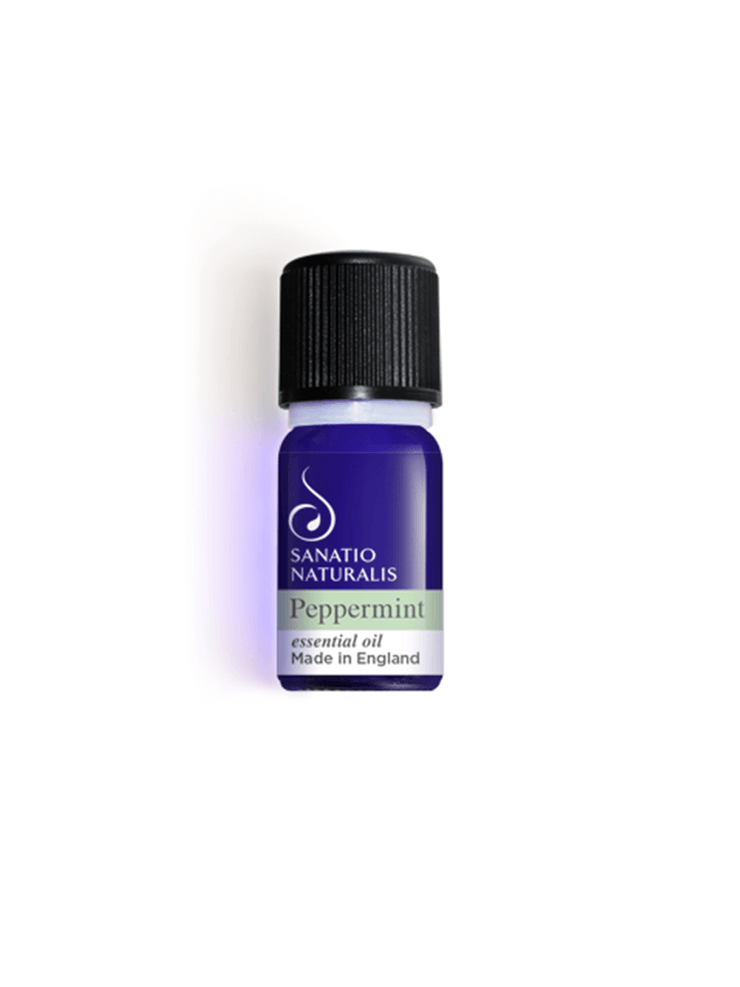 Sanatio Naturalis Essential Oils 10ml Peppermint Essential Oil