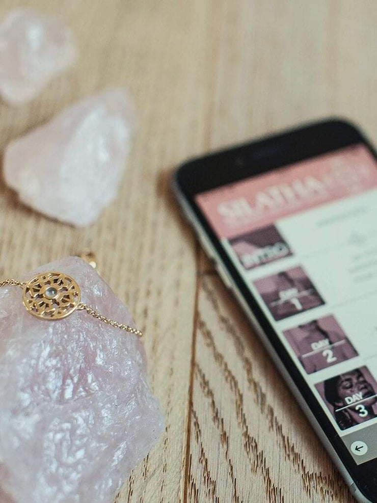 The Meditation App: Monthly Subscription- transform yourself in 21 days - Silatha - £7.99