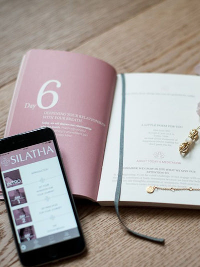 Silatha Journals The Senses of Love Journal and Meditation App