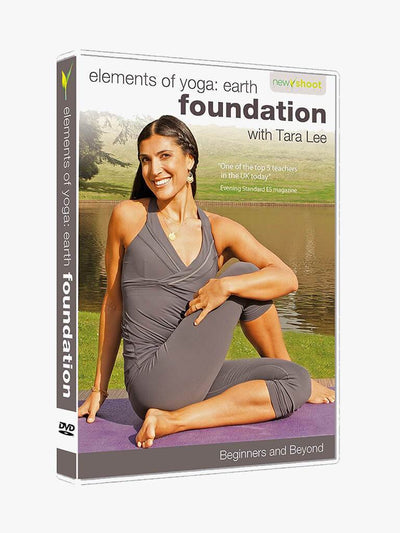 Beginners Yoga and Beyond: Elements of Yoga: Earth Foundation with Tara Lee - Tara Lee Yoga - £10.95
