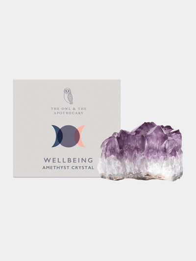The Owl & The Apothecary Crystals Amethyst Crystal