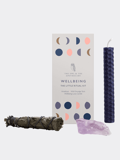 The Owl & The Apothecary Gift Boxes Wellbeing - The Little Ritual Kit