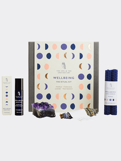 Wellbeing - The Ritual Kit - The Owl & The Apothecary - £45.00
