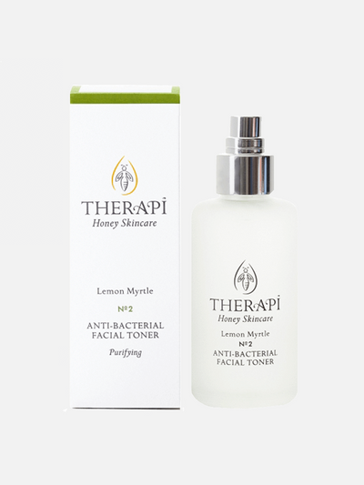Therapi Honey Skincare Skincare Lemon Myrtle Anti-Bacterial Toner
