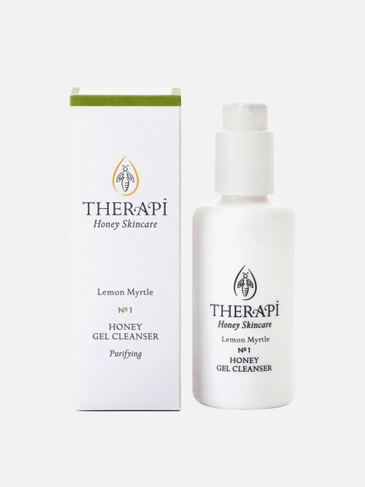 Therapi Honey Skincare Skincare Lemon Myrtle Honey Gel Cleanser