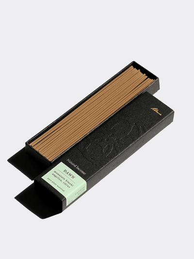 UME Incense  Dawn Natural Luxury Incense - Mountain Hinoki, Angelica & Citrus