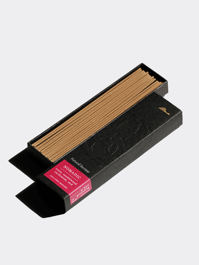 UME Incense  Nomadic Natural Luxury Incense - Roots, Sandalwood & Cardamom