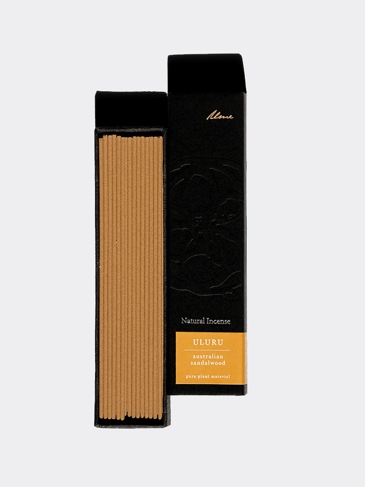 Uluru Natural Luxury Incense - Australian Sandalwood - UME - £20.00