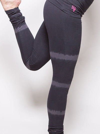 Urban Goddess Pants & Leggings Shaktified Organic Yoga Leggings - Shunya Charcoal