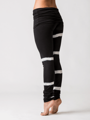 Shaktified Organic Yoga Leggings - Shunya Urban Lava - Urban Goddess - £59.95