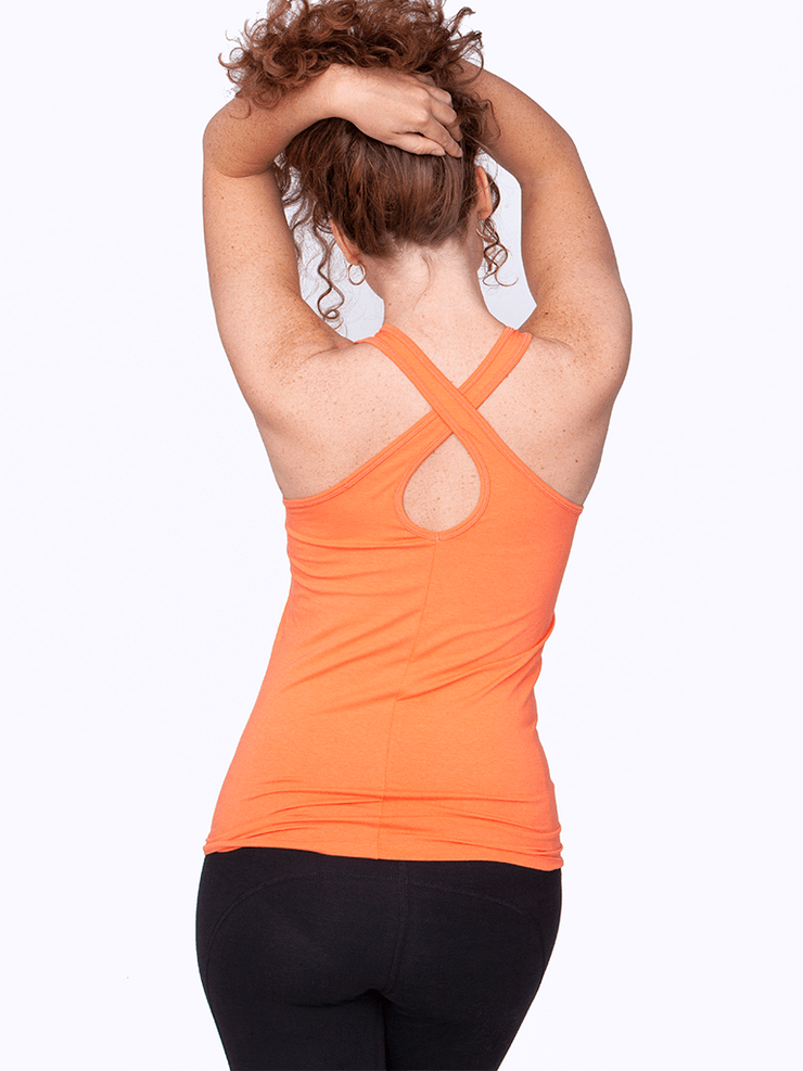 Prana Organic Yoga Top - Urban Goddess - £44.95