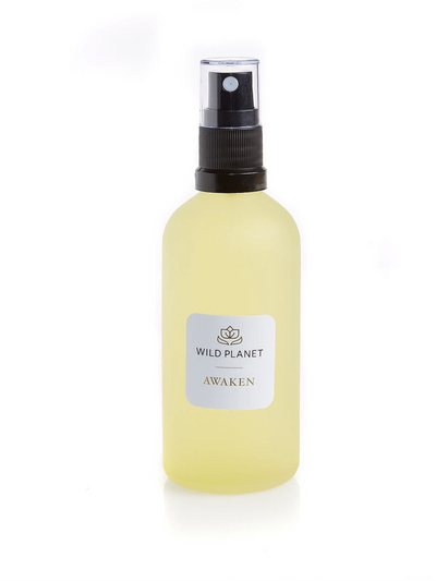 Wild Planet Room Sprays Awaken Luxury Aromatherapy Natural Room Spray - Ginger, Eucalyptus & Grapefruit