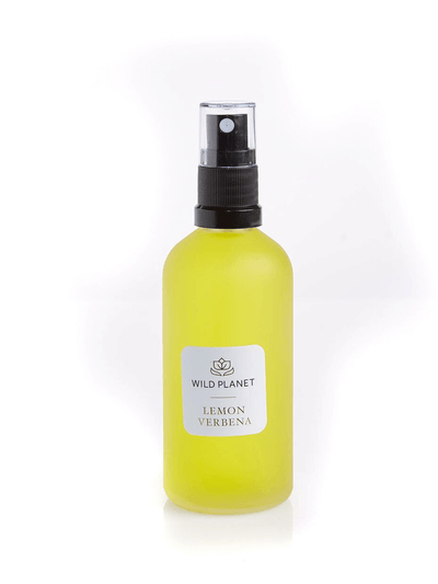 Wild Planet Room Sprays Lemon Verbena Luxury Aromatherapy Natural Room Spray - Lemon, Verbena & Lemongrass