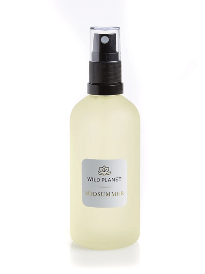 Wild Planet Room Sprays Midsummer Luxury Aromatherapy Room Spray - Lavender, Geranium & Palmarosa
