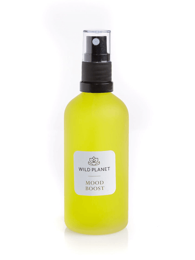 Wild Planet Room Sprays Mood Boost Luxury Aromatherapy Natural Room Spray - Lime, Mandarin & Rosemary
