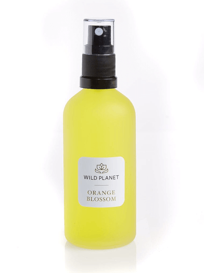Wild Planet Room Sprays Orange Blossom Luxury Aromatherapy Room Spray - Mandarin, Sweet Orange & Petitgrain
