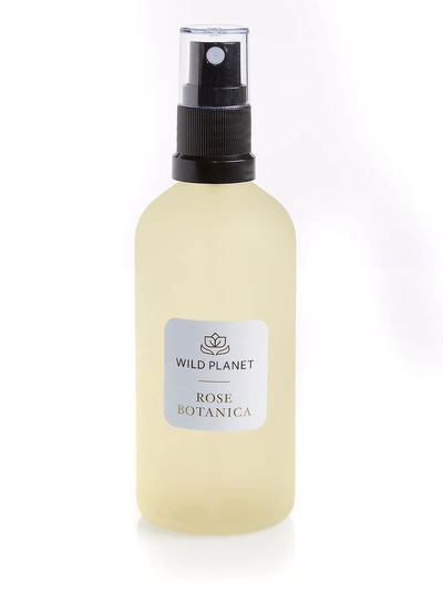 Wild Planet Room Sprays Rose Botanica Luxury Aromatherapy Natural Room Spray - Rose & Bergamot