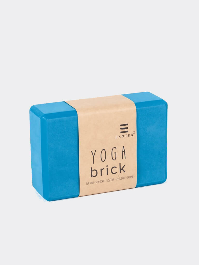 Foam Yoga Brick - Blue Moon