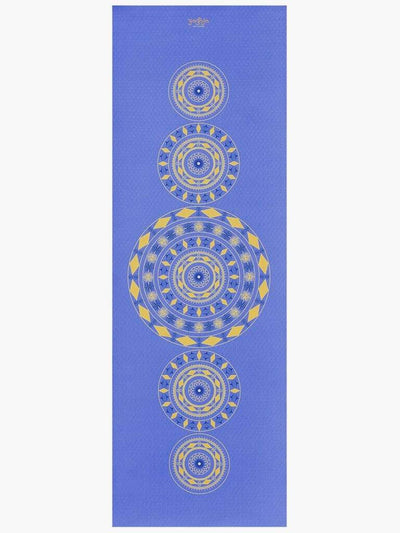 Yogoja Yoga Mats Purple Mandala Yoga Mat - Purple Mystery