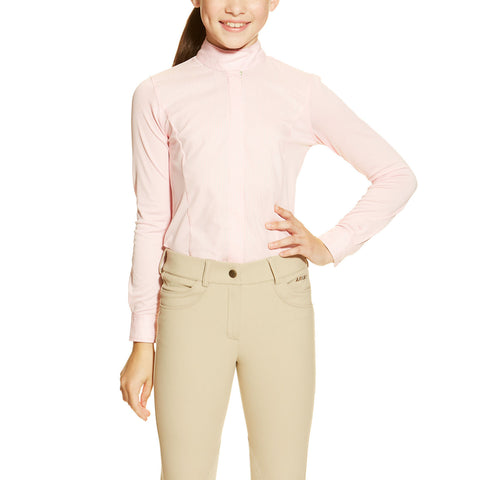 Ariat Girl's Triumph Liberty Show Shirt