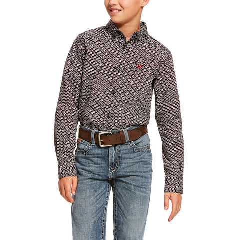 Dalporto Classic Fit Shirt -Kids