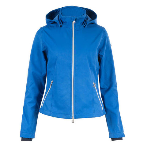 Horze Fredrica Women's Short Soft-Shell Jacket