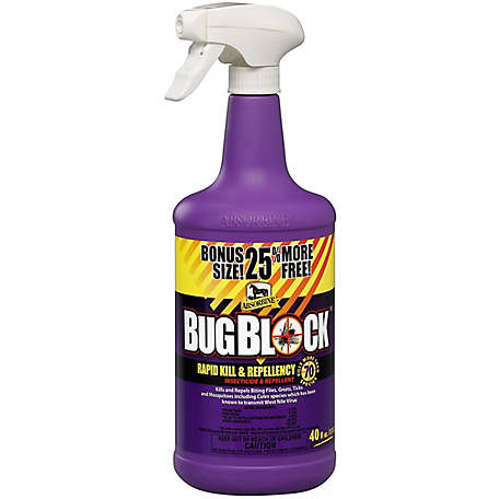 Bug Block Fly Spray
