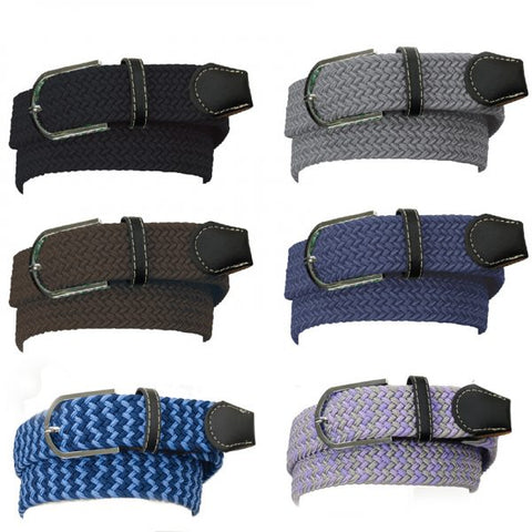 BRAIDED STRETCH BELT by OVATION