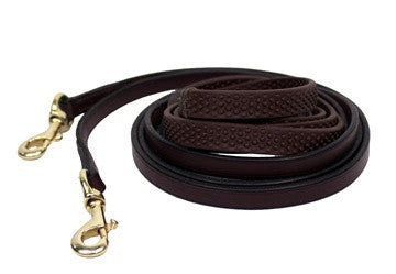 Nunn Finer Soft Grip Draw Reins