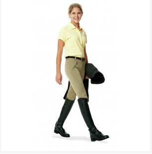Ovation Euroweave Pull On Breeches - Child