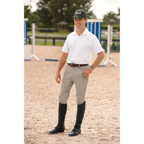 Ovation Men's Euroweave 4-Pocket Breech