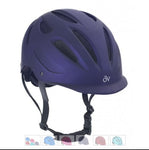 Ovation Metallic Protege Helmet