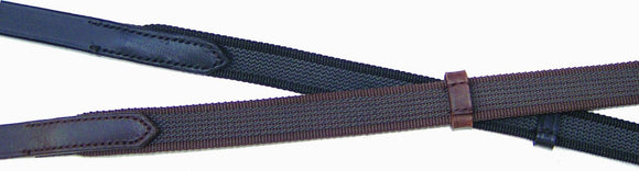 ProAm Elasticized Web Reins
