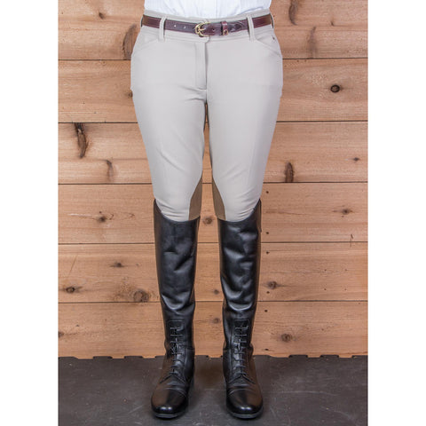 RJ Classics Gulf Low Rise Front Zip Breech