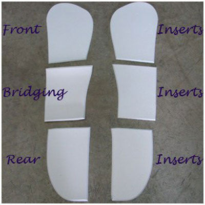 Shims for ThinLine Cotton Comfort Pad